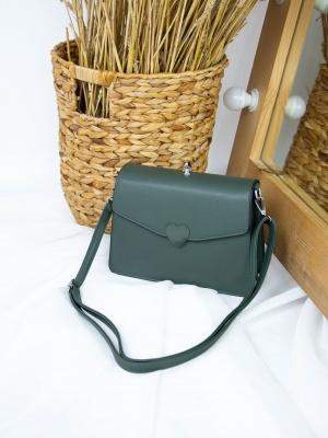Сумка №-1515 зеленый