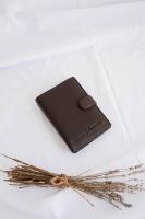 Кошелек №-1767-302A коричневый