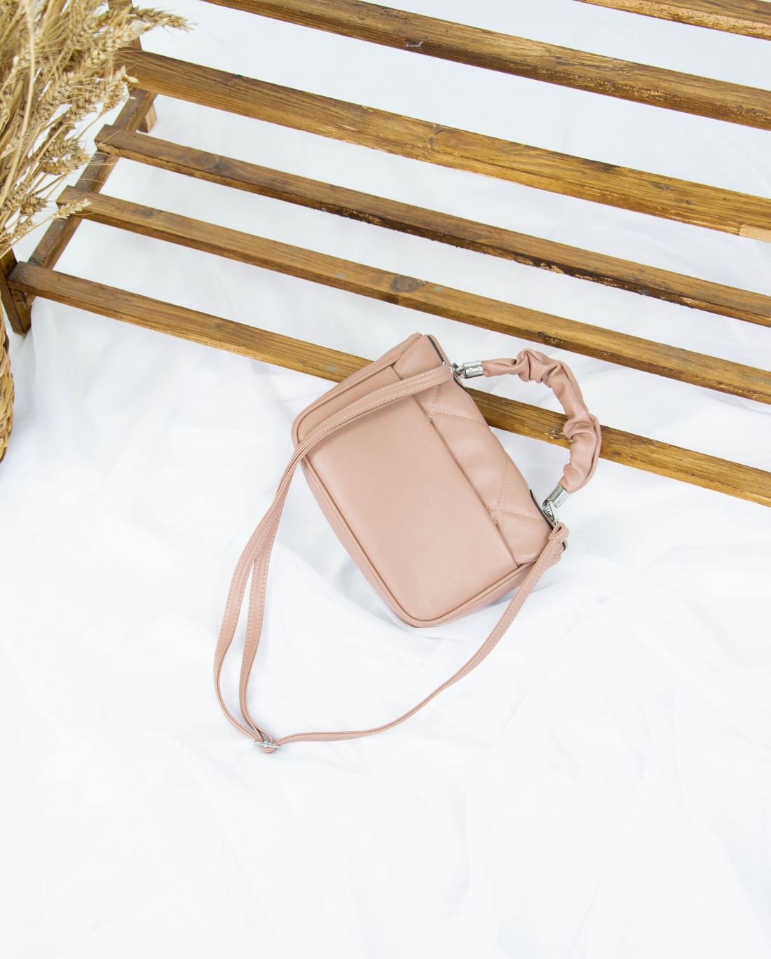 Сумка №-3209 розовый
