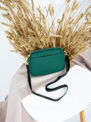 Сумка-кошелек №-6988-001 зеленый