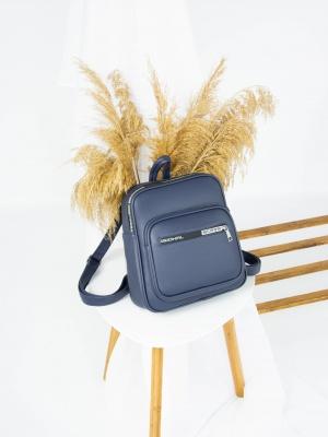 Рюкзак №-4011 синий