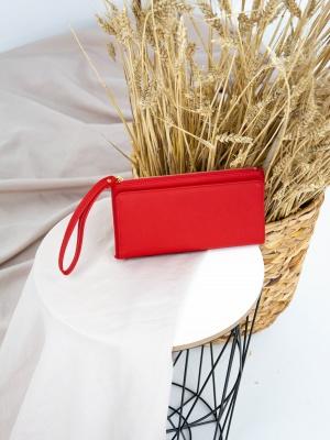Кошелек №-6931-001 красный