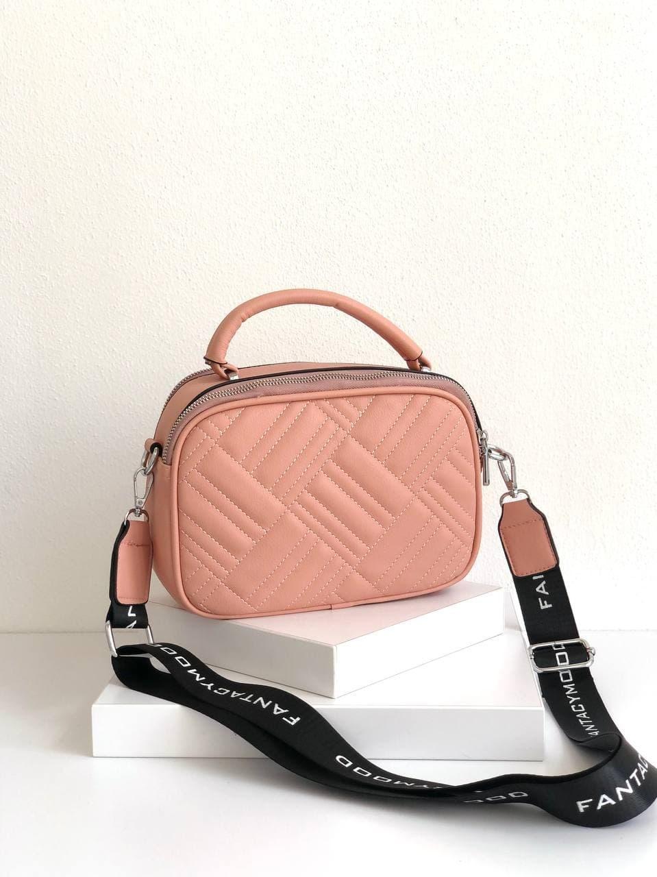 Сумка №-3073 розовый