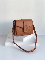Сумка №-16985 коричневый