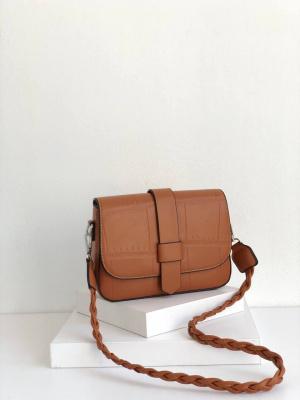 Сумка №-8231 коричневый