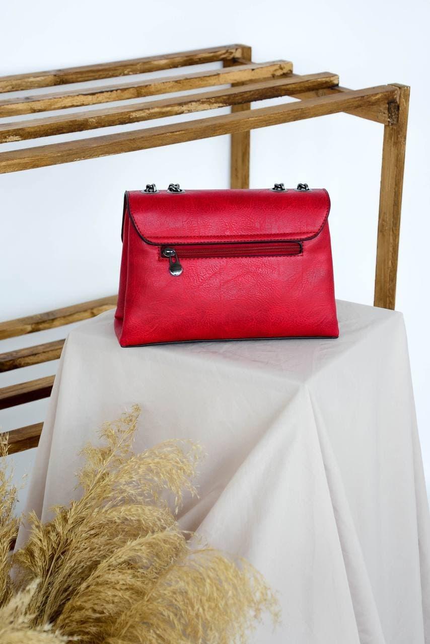Сумка №-7169 красный