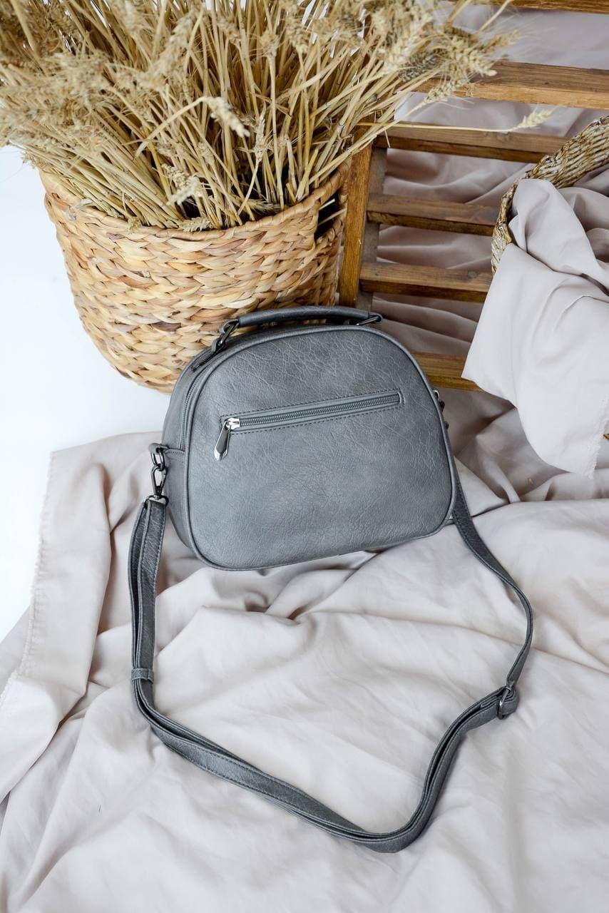 Сумка №-А3016 серый
