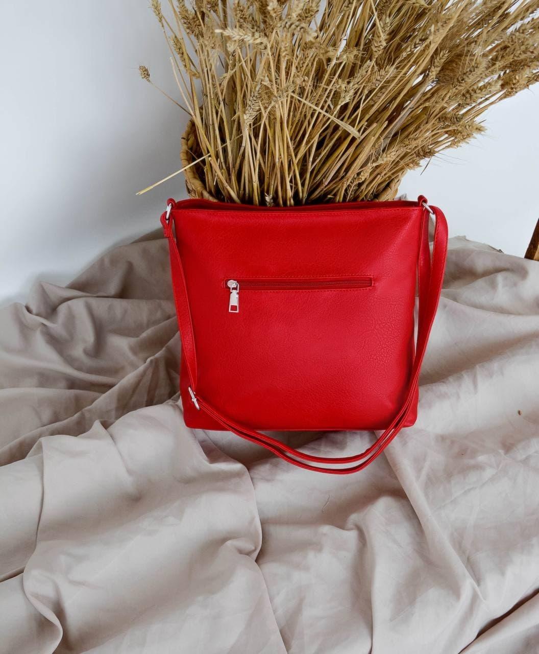 Сумка №-А5801 красный