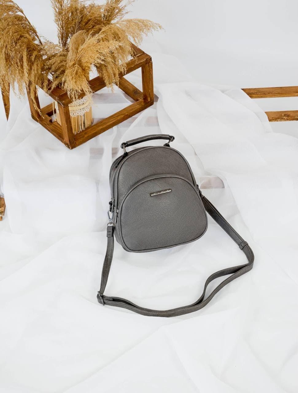 Сумка №-А3011 серый