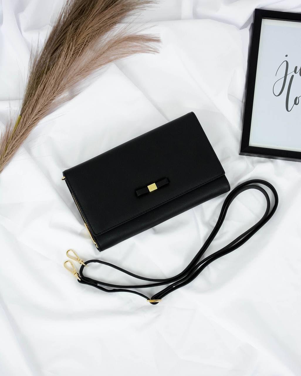 Сумка-кошелек №-LY6963-001 черный