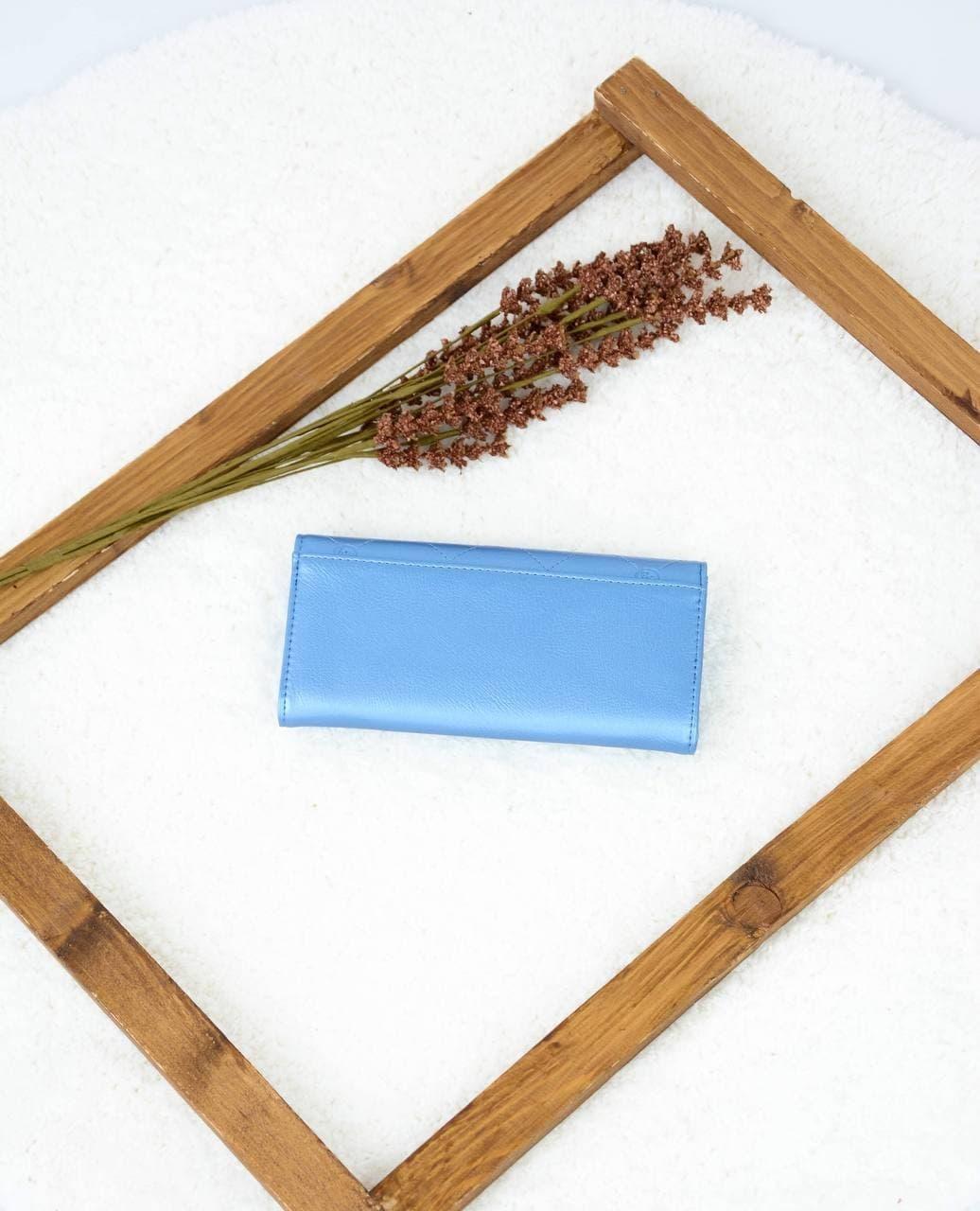Кошелек №-LG-6933-016 голубой