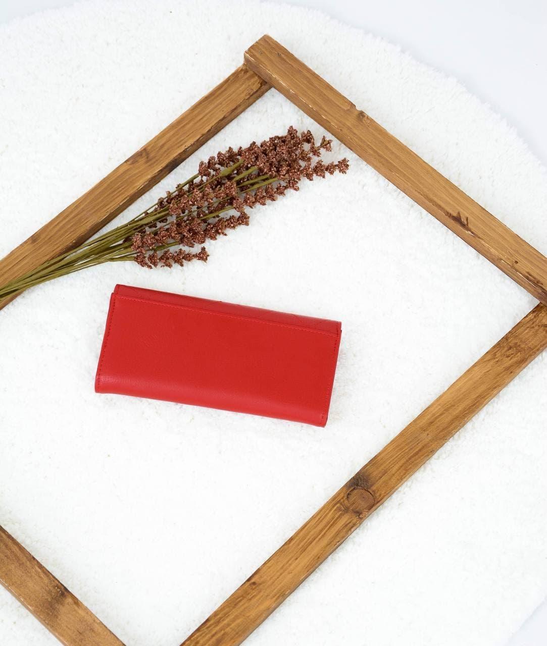 Кошелек №-LG-6933-016  красный