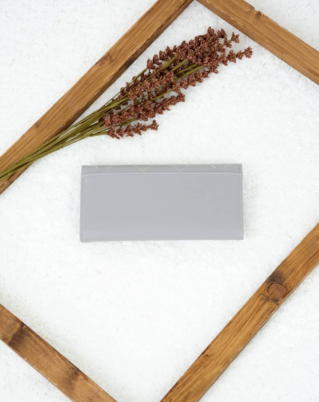 Кошелек №-LG-6933-016 серый