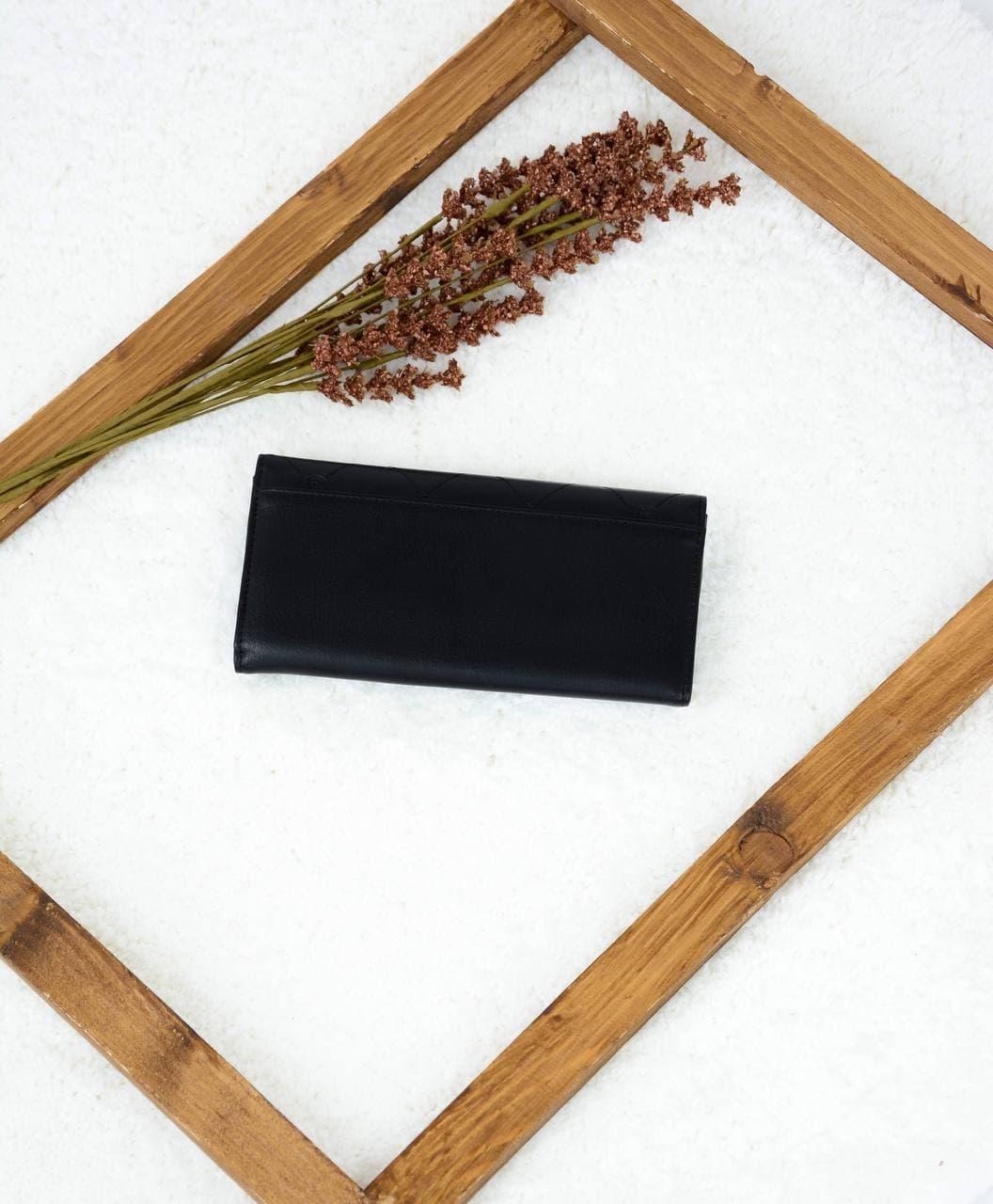 Кошелек №-LG-6933-016 черный