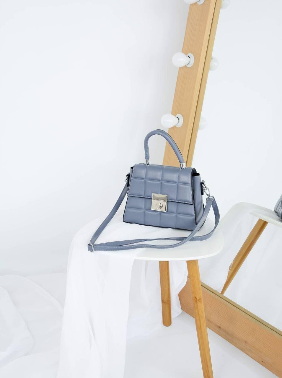 Сумка №-1627-1 синий
