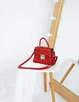 Сумка №-1627-1 красный