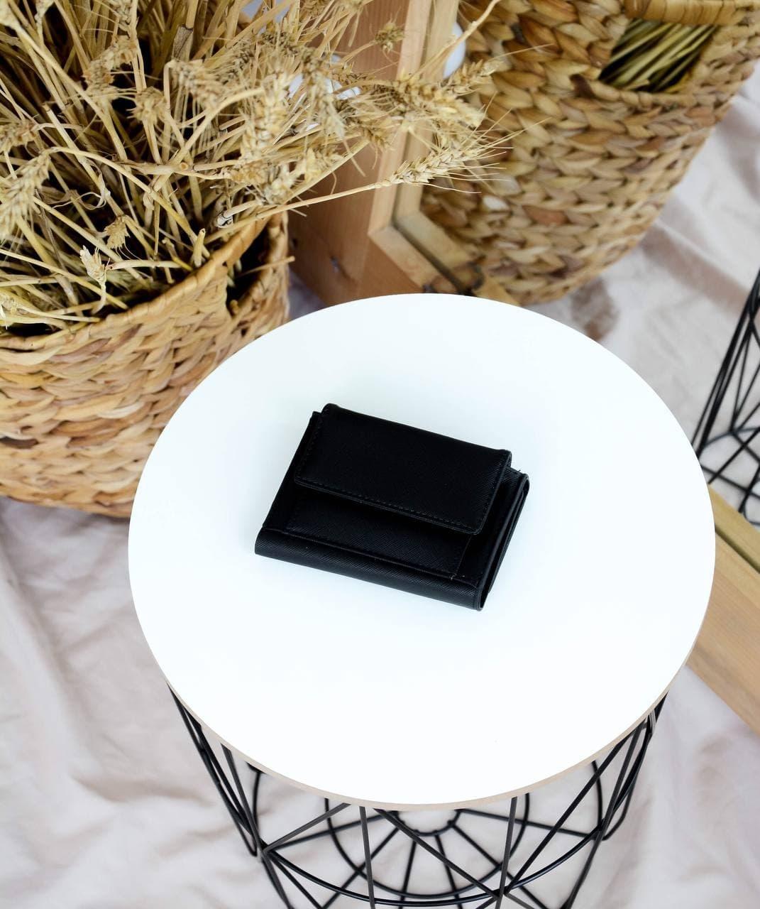 Кошелек №-НРР7591-3 черный